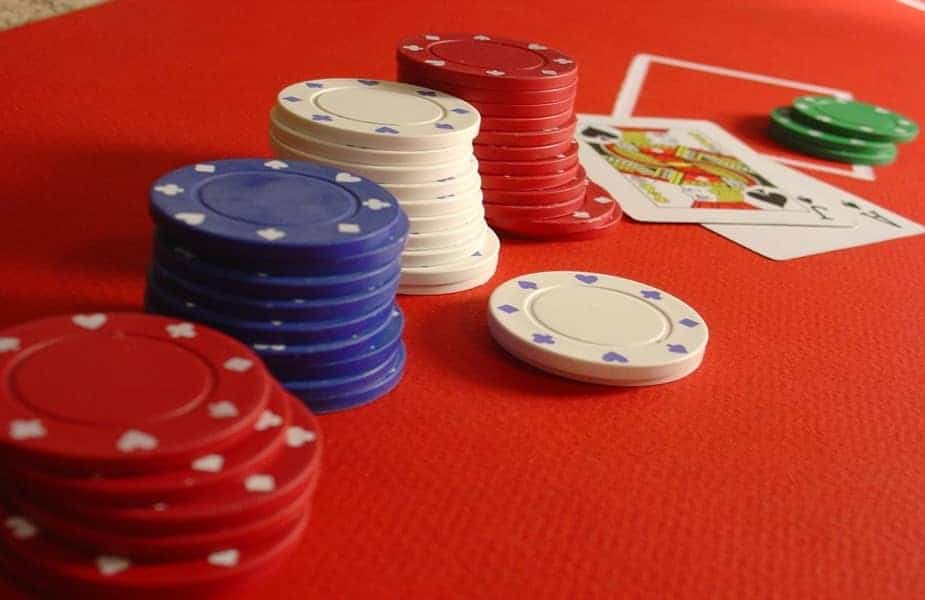 Poker Chip Values and Stack Distribution for Home Games | Automatic Poker